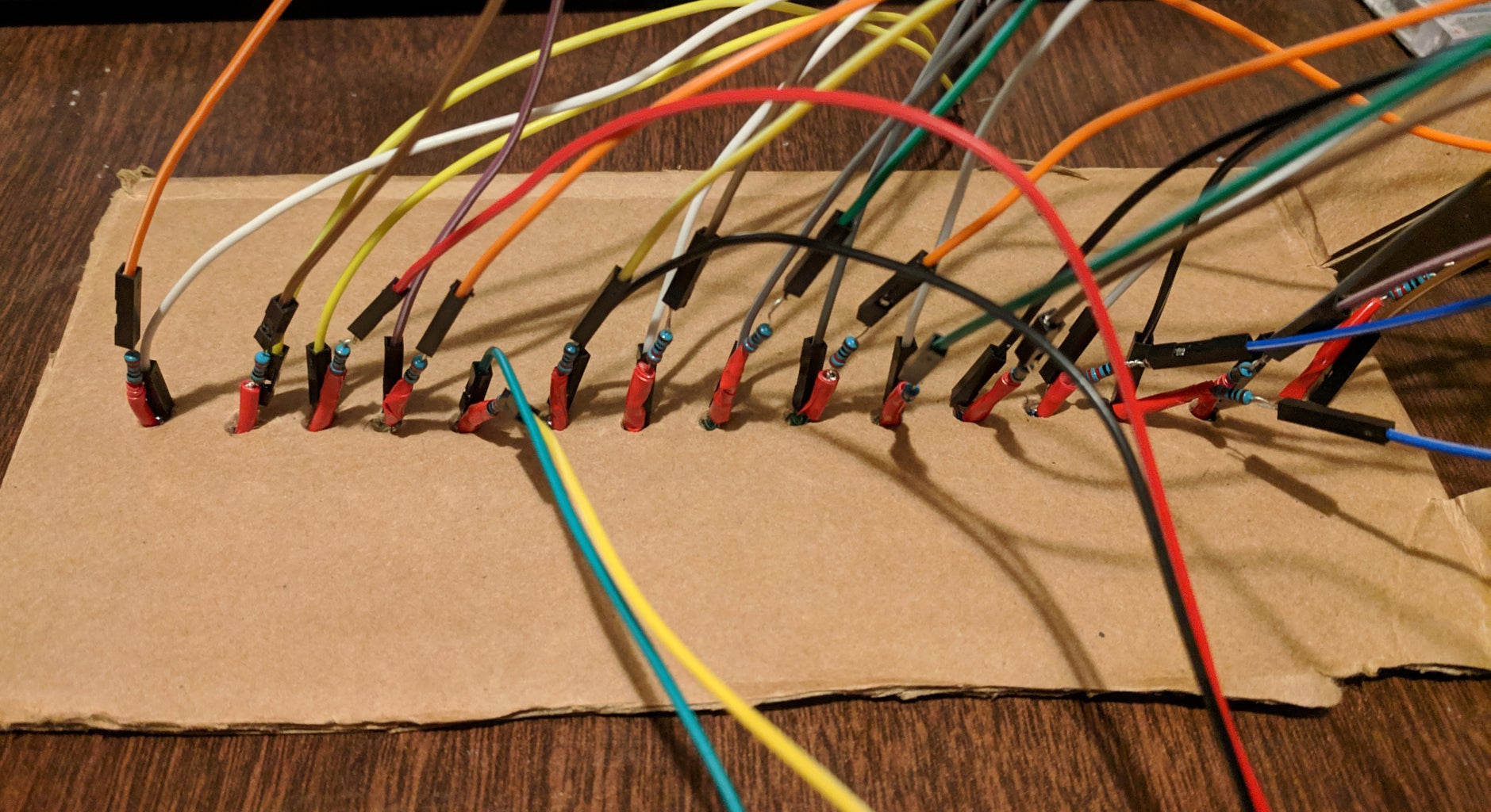 Wiring and Coding!