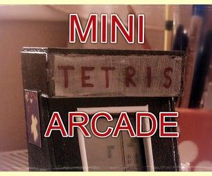 Mini Tetris Arcade