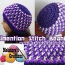 Dimension Stitch Beanie