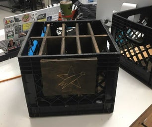 Charging Crate