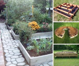DIY Raised Garden Beds