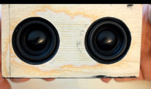 Gluing the Speakers