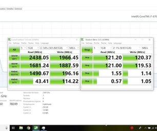 Lenovo Y700 Unlocking NVMe Gen3 Speeds