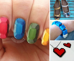 10 Fashionably Geeky Projects