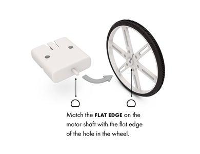Add the Wheels!