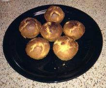 Hawaiian Muffins
