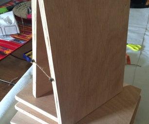 Plywood Sheet Display