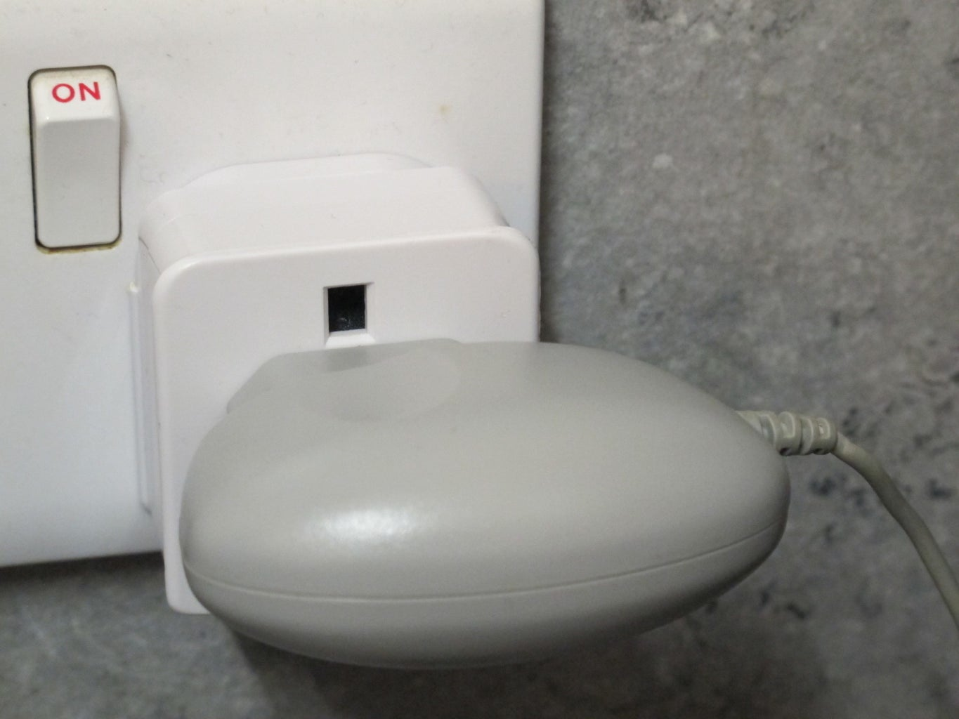 Old Phone Charger