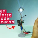 Transmit and Receive Morse Code Using Light With Arduino and Smartphone's Camera
