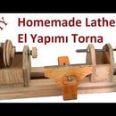 Make Your Own Lathe!!!