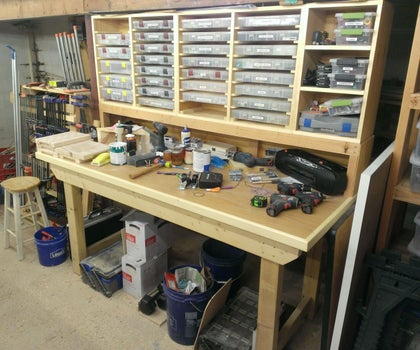 Workbenches Projects Instructables