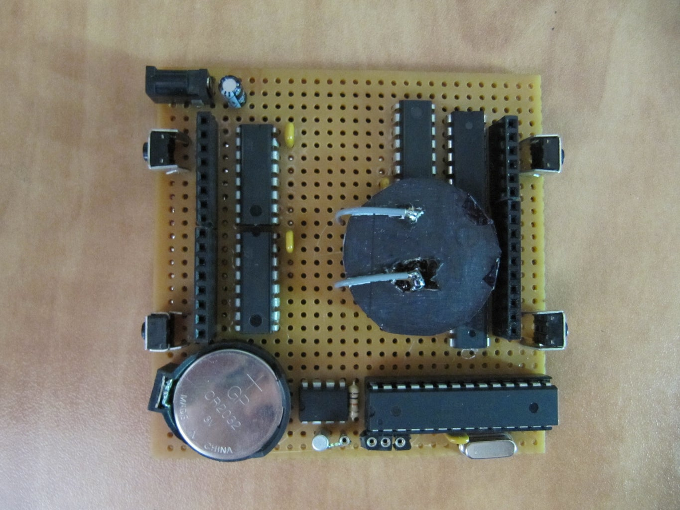 The Construction Concept - Driver Board