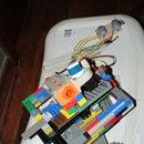 Lego Nerf Arduino Turret
