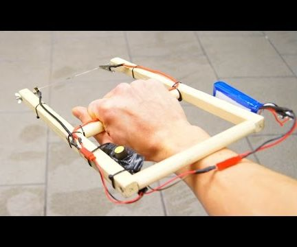 DIY Hot Wire Cutter - Portable Version