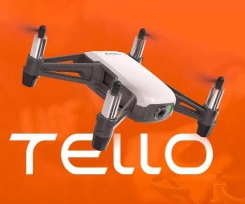 Erguro's Tello Mini Drone Battery Mod
