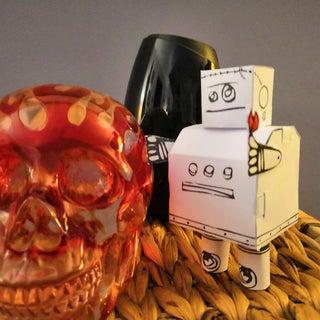 Frankenbot Papercraft