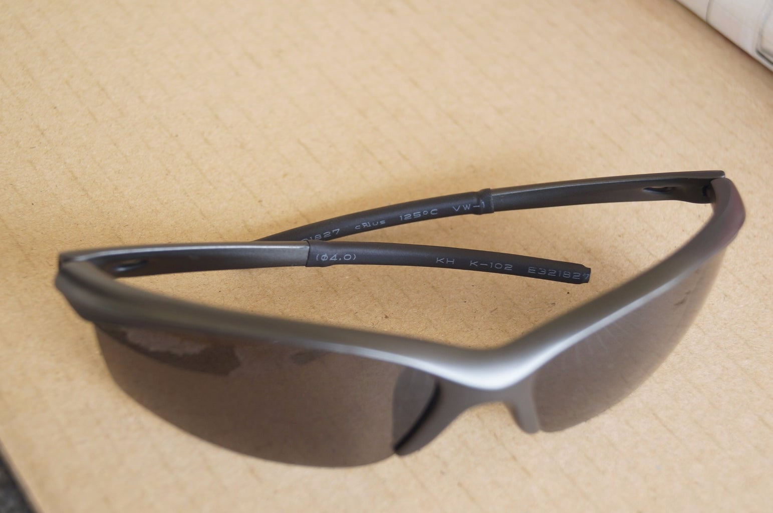 Heat Shrink Tube Replace Sunglasses Temple Tips