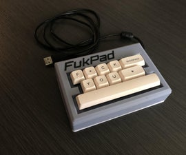 The Expletive Keyboard