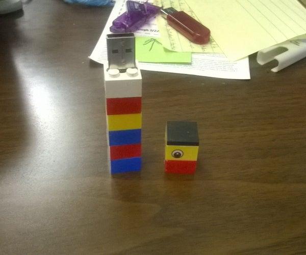 LEGO USB Case