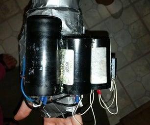 EMP Power Monger Gauntlet