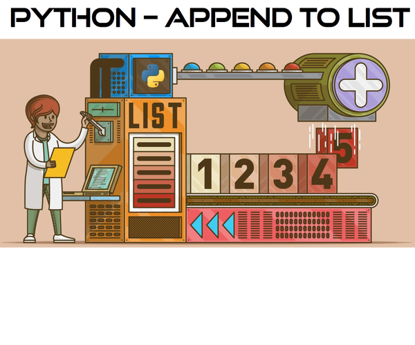 Python - Add Input Elements to a List Using Append