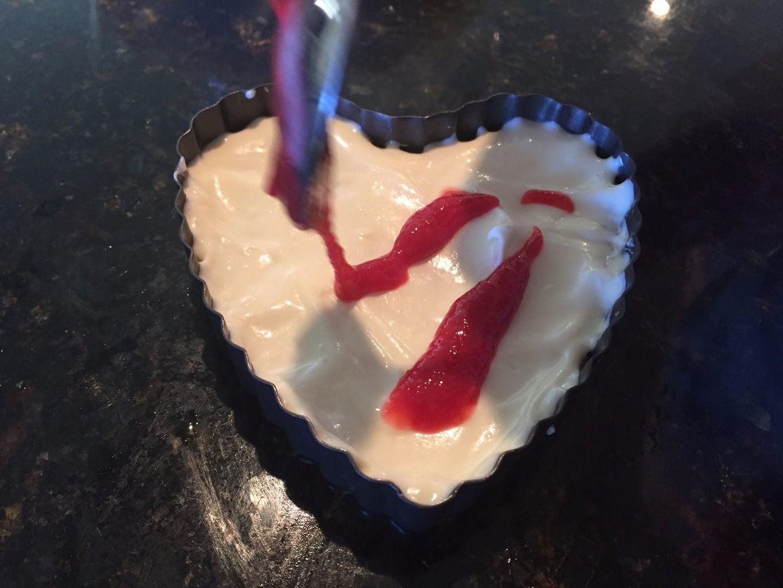 Layer the Cheesecake