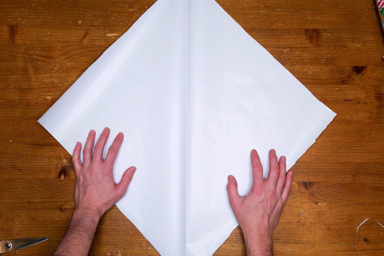 Fold Halves Together