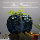 How to Make Mist Planter for Ferns | Indoor Garden DIY by RusticKraft