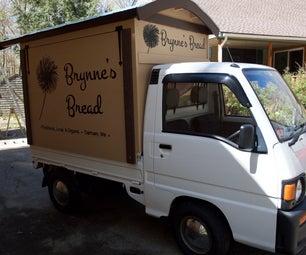 Micro Market Truck - Farmers Market Mini Truck