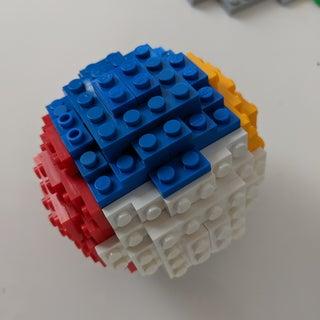 How to Make a Lego Ball