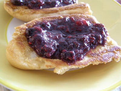 Homemade Jam, the French Way...
