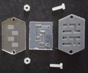 3D Printed Pneumatic Logic Gates