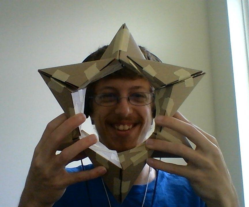Making a Cuboflexahedron