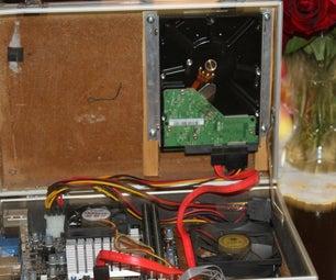 Brief Case Computer
