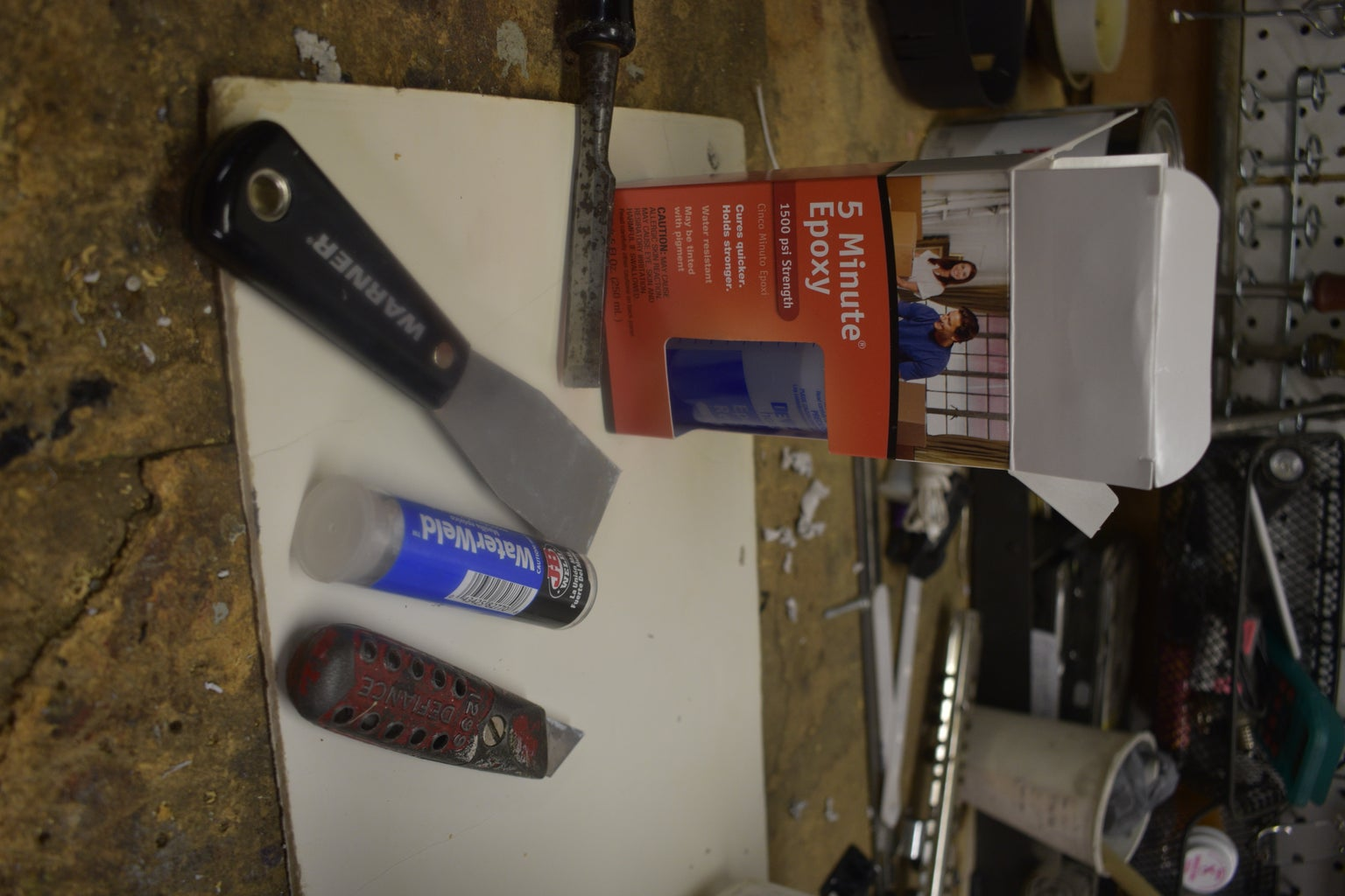 Glue Up Rails and Corners