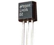 LM35 Temperature Sensor LCD Display  Arduino Project