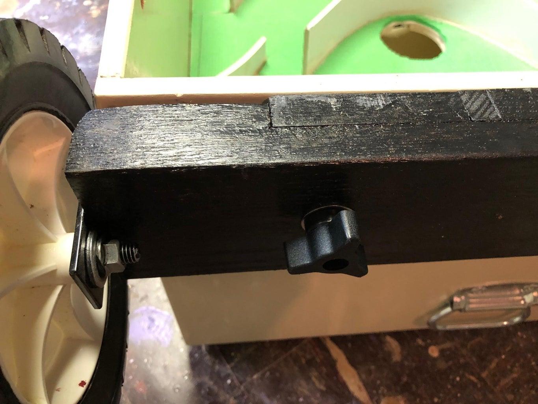 Portability - Wheel Assembly