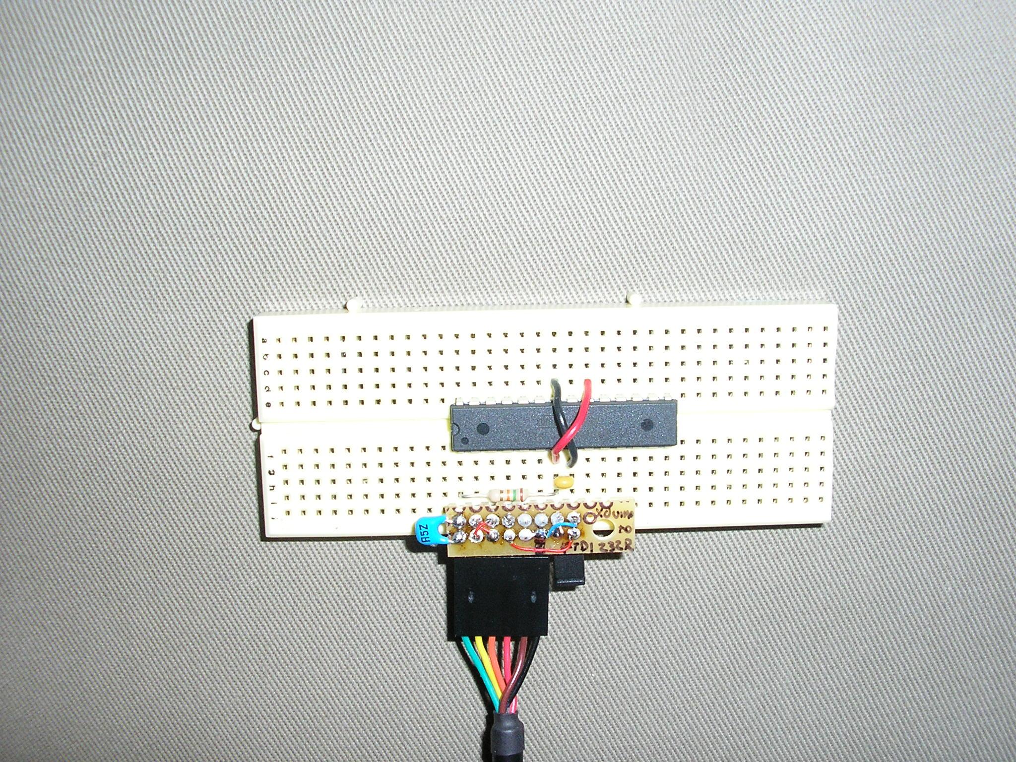 uDuino: Very Low Cost Arduino Compatible Development Board