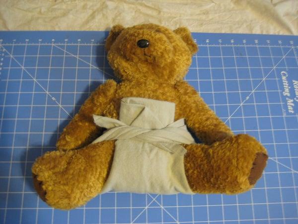 Origami Diaper Fold