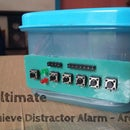 Arduino Thieve Distractor Alarm