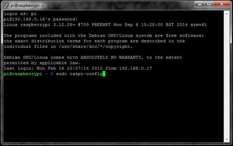 Setup Your Raspberry Pi