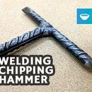 Welders Chipping Hammer - Basic Welding Project