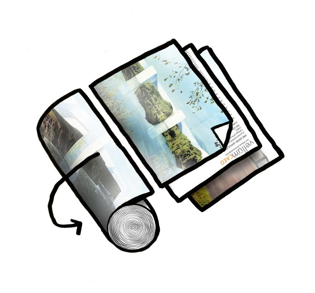 Laminate Your Paper-Log