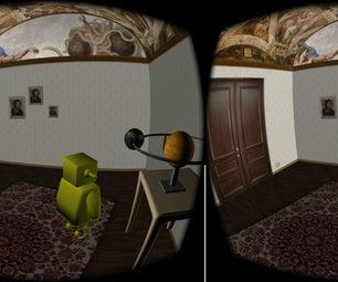使用用于Android(TFCD)的处理的移动虚拟现实