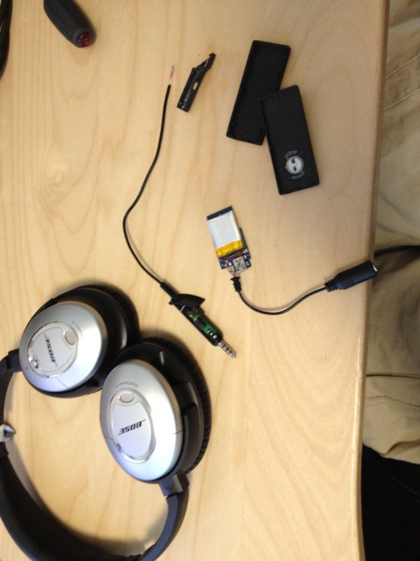 Make Bose QuietComfort 15 (QC 15) Bluetooth Wireless