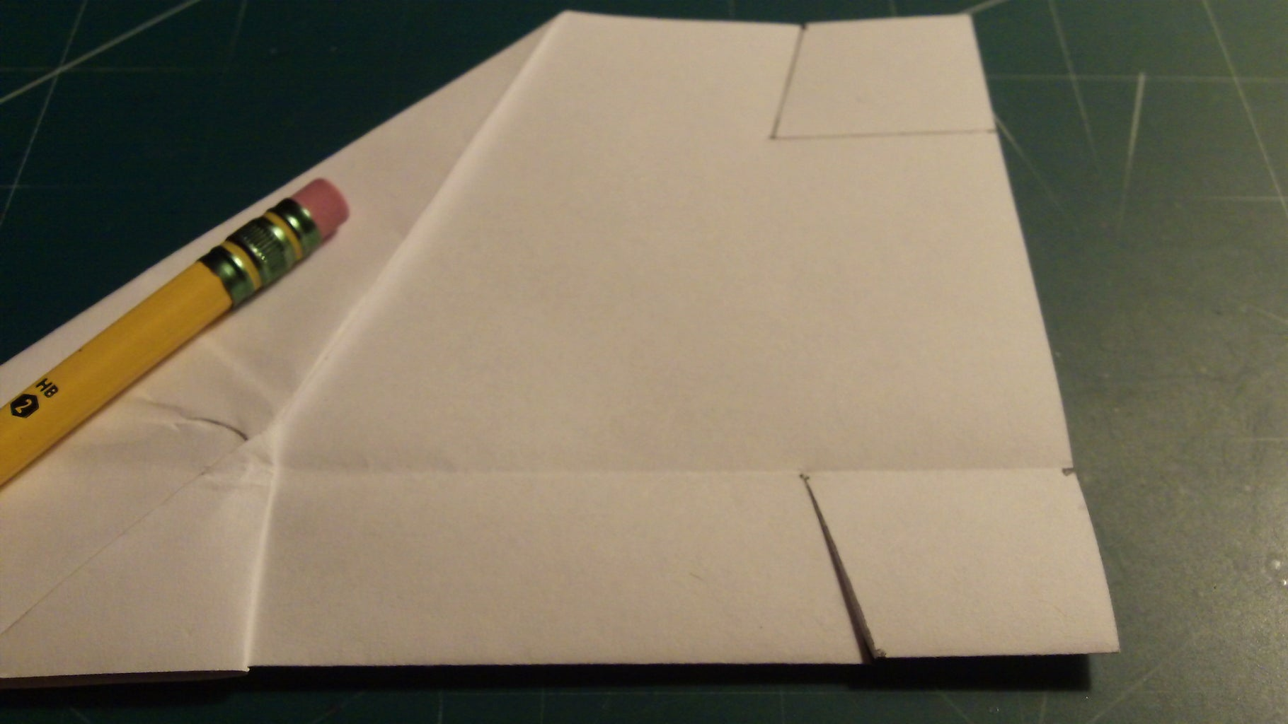 Marking and Making the Wings, Fins and Elevators