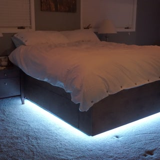 Platform Bed With Drawers