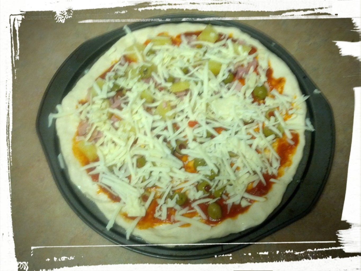 Add Your Toppings and Bake!