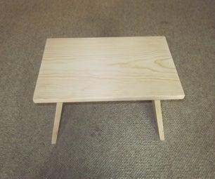 Stepstool (made at TechShop)