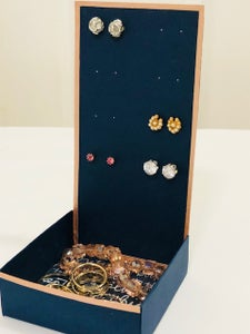 """6"""" Open Face Jewelry Display Box"""